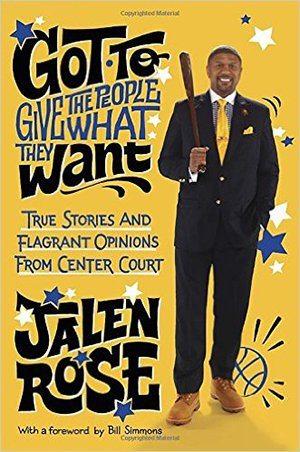 Gift Idea: Jalen Rose's Book
