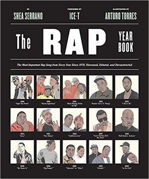 Gift Idea: The Rap Year Book