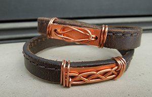 Gift Idea: Celtic Love Knot Wrap Bracelet