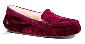 Gift Idea: Ansley Velvet Slippers