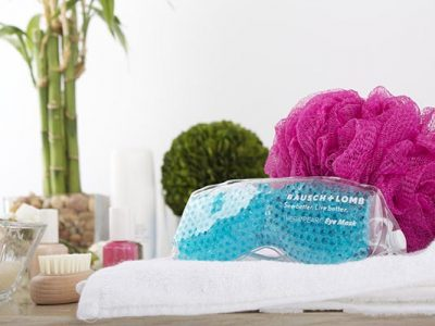 Treat Yourself: Bausch + Lomb Thera Pearl Eye Mask