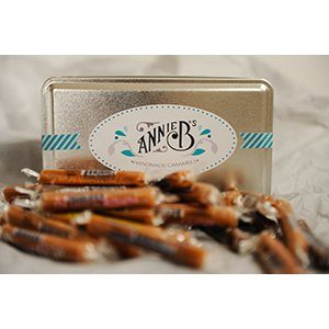 Hostess Gift Ideas: Seasonal Assortment Of Caramels From Annie B's | ShopGirlDaily.com's 2015 Holiday Gift Guide
