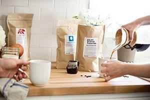 Gift Idea: A Bean Box subscription will keep new parents awake!
