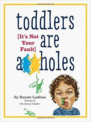 Gift Idea: Toddlers are A**holes by Bunmi Laditan