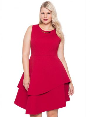 'Tis The Season: Red Holiday Dresses