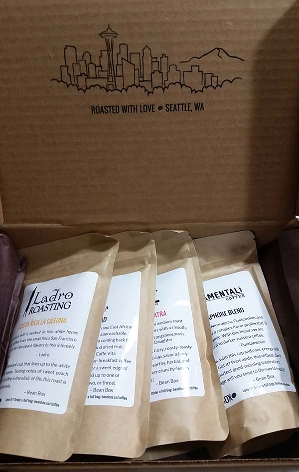 Bean Box Subscription: The perfect gift for coffee lovers