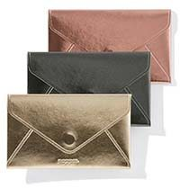 Poppin Metallic Card Case