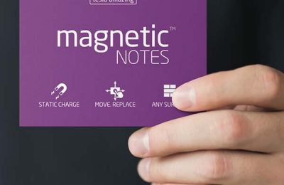 Magnetic Notes From Tesla Amazing