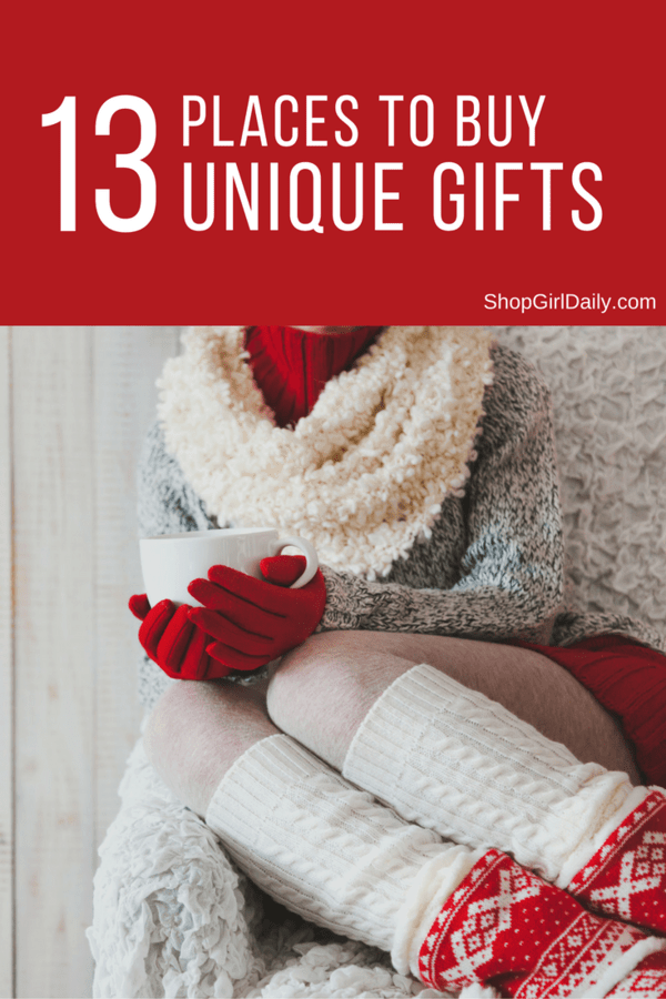 13 best stores for purchasing unique gifts online shop for Unique gift shops online