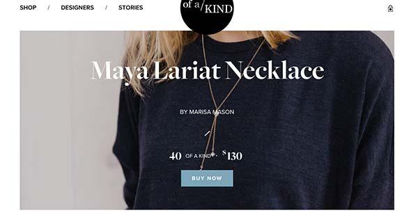 Unique Stores - Of a Kind | ShopGirlDaily.com