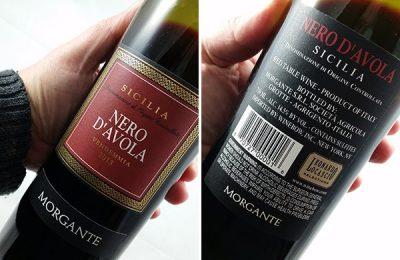 Sicilian DOC Wine