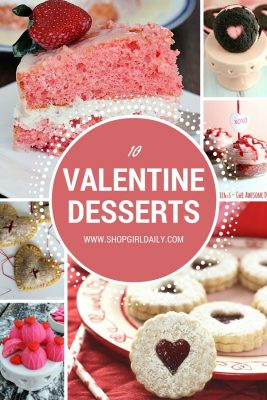 Surprise Your Sweetie With These 10 Valentine's Day Desserts