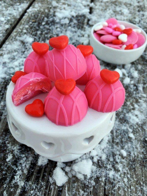 Valentine's Day Marshmallow Creme Candies
