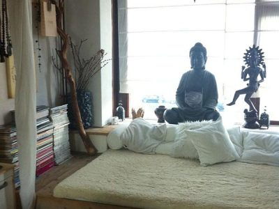 Meditation Space From In My Sacred Space