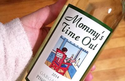 Mommys Time Out Wine