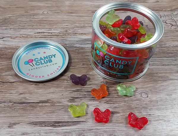 Albanese Mini Gummi Butterflies