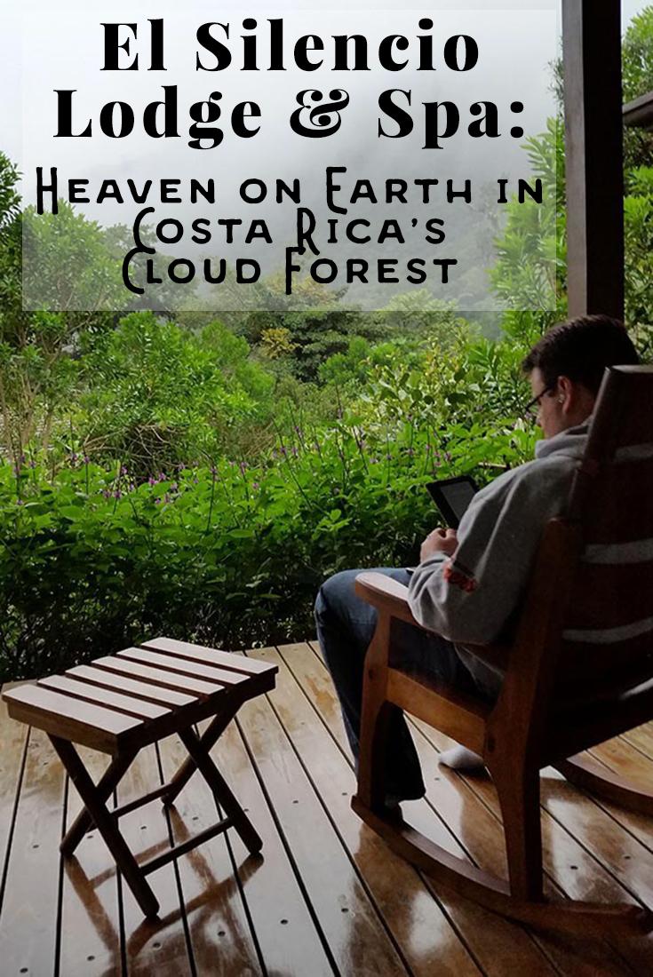 El Silencio Lodge & Spa: Heaven on Earth in Costa Rica's Cloud Forest | ShopGirlDaily.com