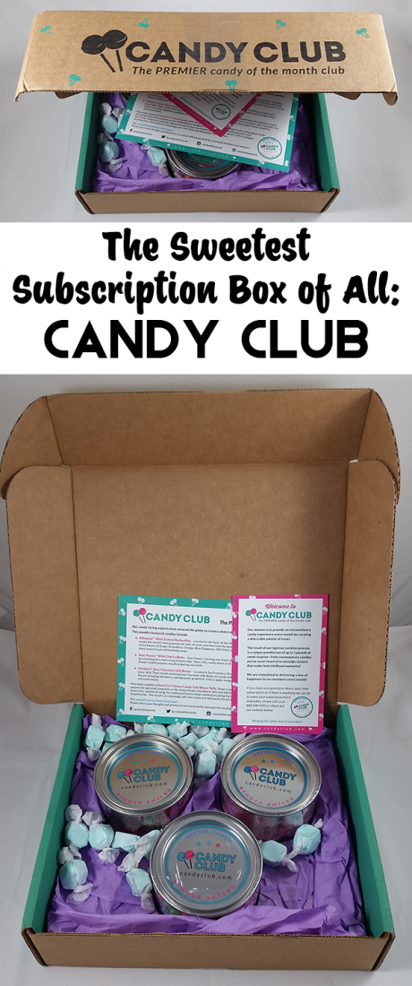 Candy Club: The Sweetest Subscription Box of Them All