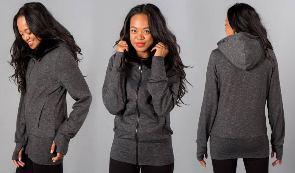 Knockout Travel Hoodie from BetaBrand
