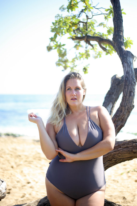 Plus Size Swimwear from Peace of Paradise