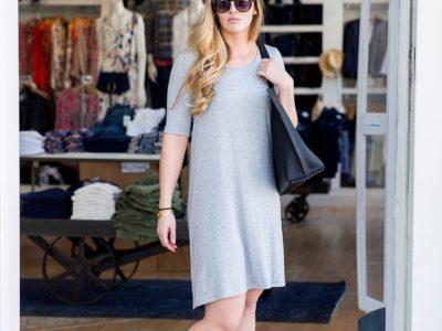 New Mom Style: Stylish Breastfeeding Dresses From Harper & Bay