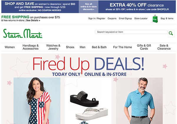 List of online off price retailers shop girl daily for List of online retailers