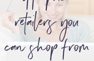 The Best Online Off-Price Retailers | ShopGirlDaily.com