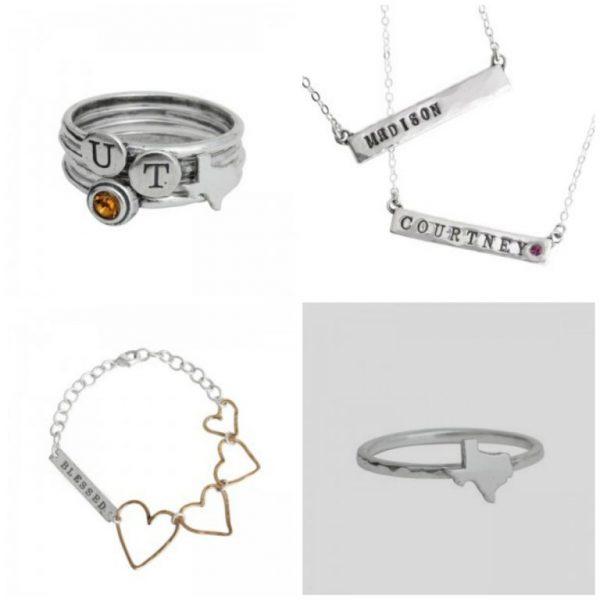 personalized graduation jewelry