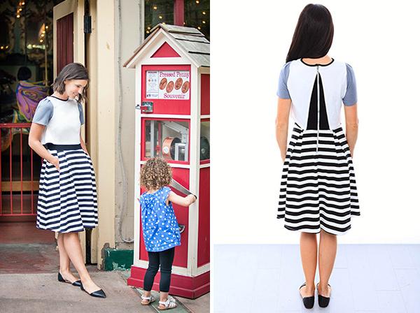 Stylish Breastfeeding Dresses from Harper & Bay