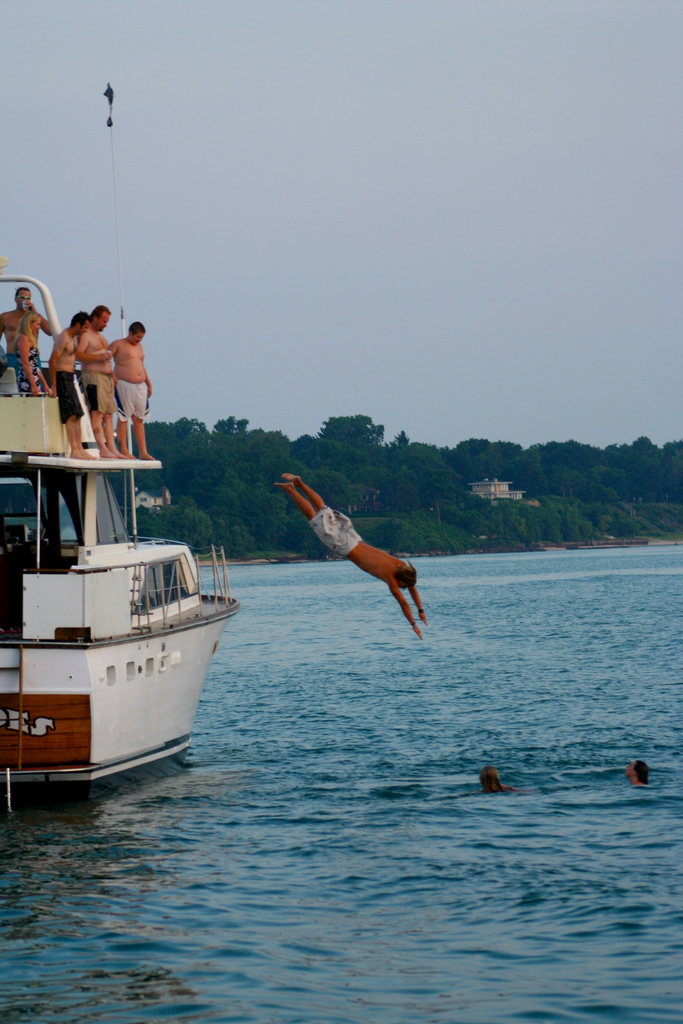 Michigan Bucket List: Swim in all of the Great Lakes