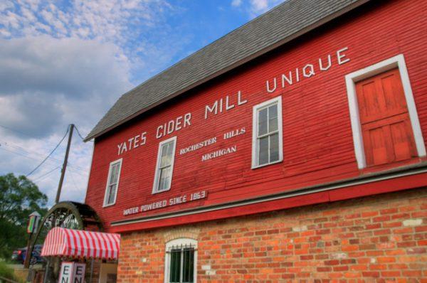 Michigan Bucket List: Cider Mill