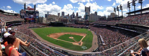 Michigan Bucket List: Detroit Sports
