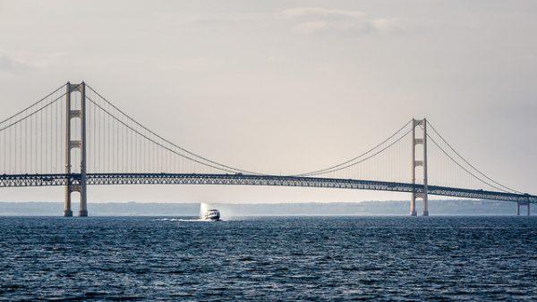 Michigan Bucket List: Mackinac Island Bridge