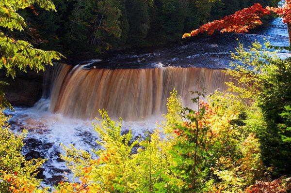 Michigan Bucket List: Tahquemenon Falls