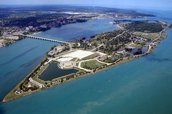 Michigan Bucket List: Belle Isle Park