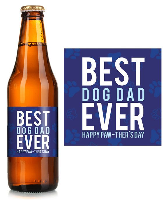 Father's Day Gift Ideas: Dog Dad Gift