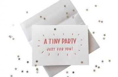 Confetti Tiny Party