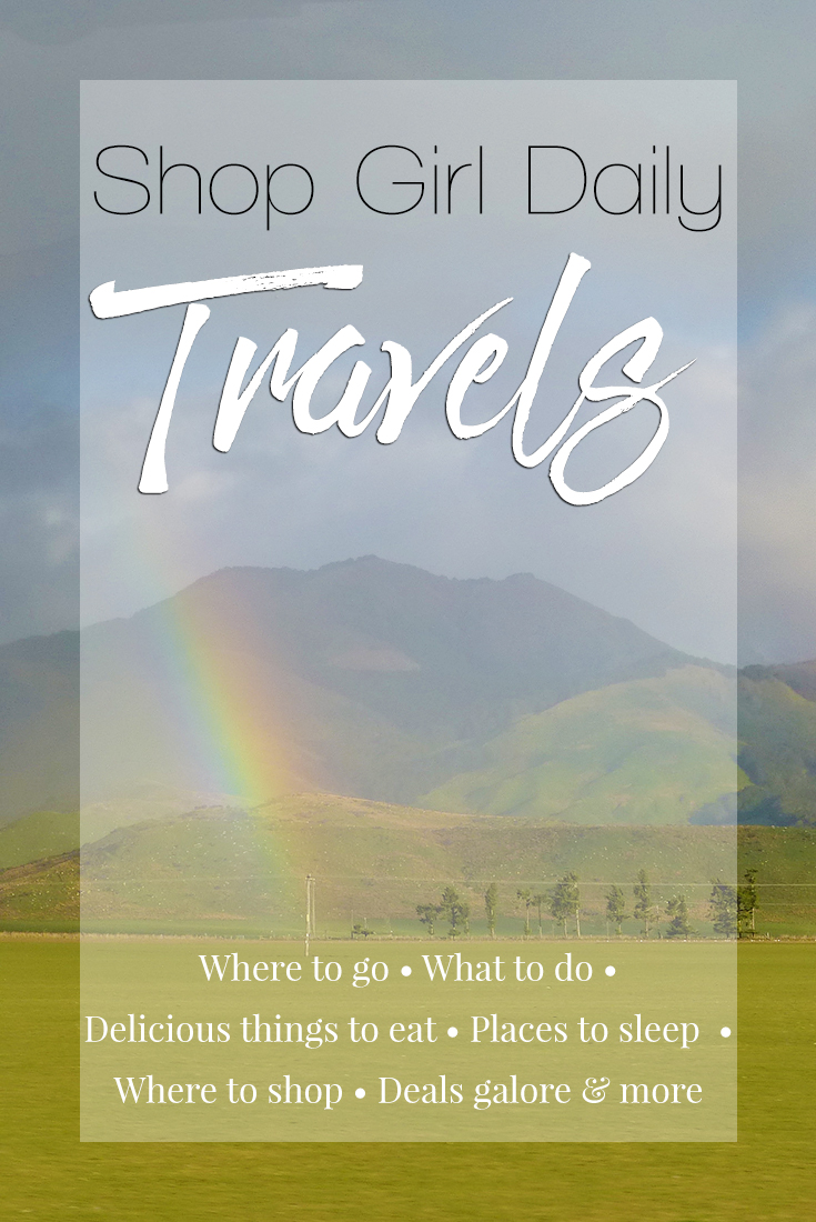 Shop Girl Daily's Travel tips for women: Where to go, what to do & more