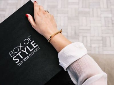 Box Of Style From The Zoe Report