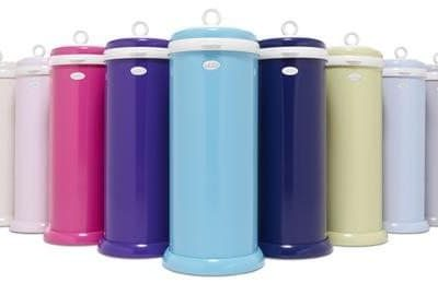 The Ubbi Diaper Pail Is A Baby Registry Must-Have