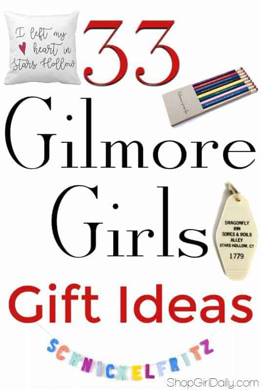 Gilmore Girls Gift Ideas | ShopGirlDaily.com