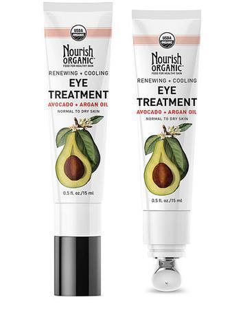 Nourish Organic Renewing + Cooling Eye Treatment Cream