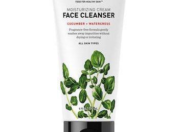 Nourish Organic Face Cleanser