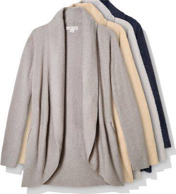 Bamboo Chic Loungewear Cardigan