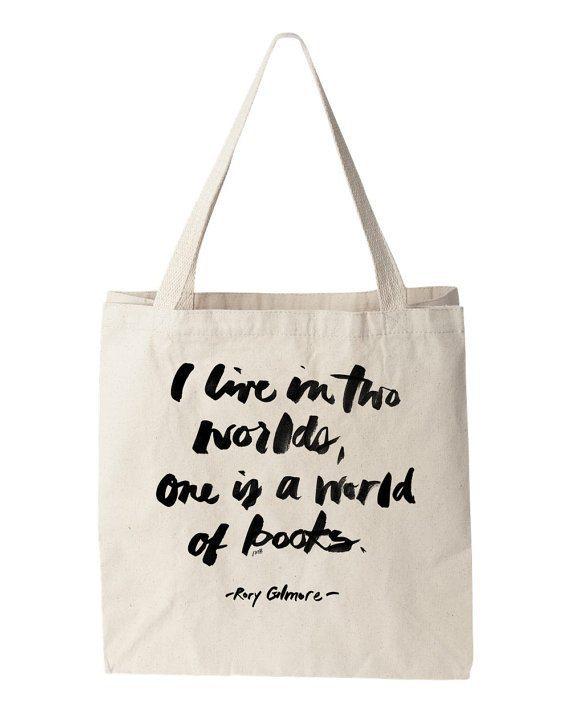 World of Books Tote