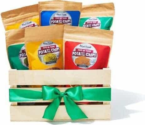 Oprah's Favorite Things: Potato Chip Gift Crate