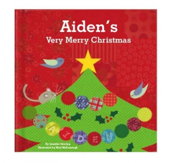 My Very Merry Christmas Board Book