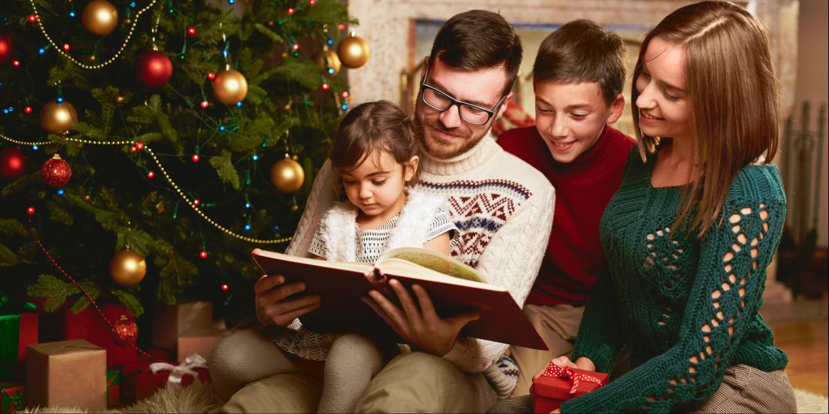 18 Christmas Books For Kids
