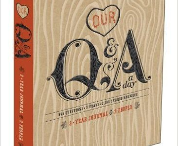 20 Love And Romance Books For Couples: Our Q&A A Day