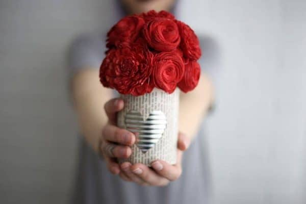 13 unique places to buy valentine's day flowers online - shop girl, Ideas